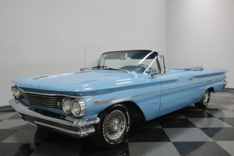 upgraded engine 1960 Pontiac Bonneville convertible for sale