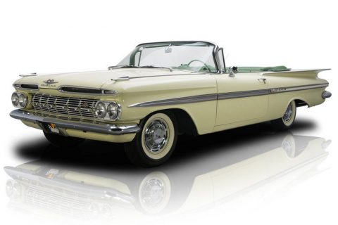 very nice 1959 Chevrolet Impala convertible for sale