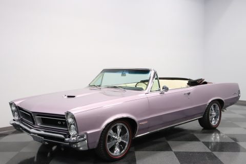 Restomod 1965 Pontiac GTO Tribute convertible for sale