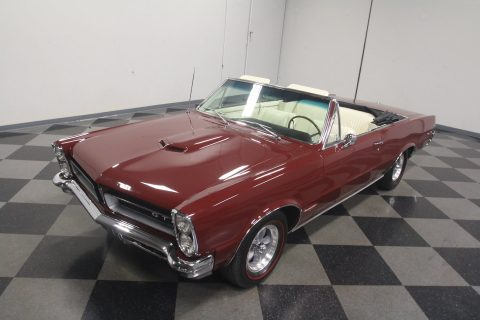 sharp 1965 Pontiac GTO Convertible for sale