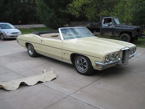 Well Maintained 1970 Pontiac Catalina convertible for sale