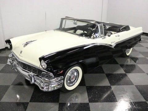 original 1956 Ford Fairlane Sunliner convertible for sale