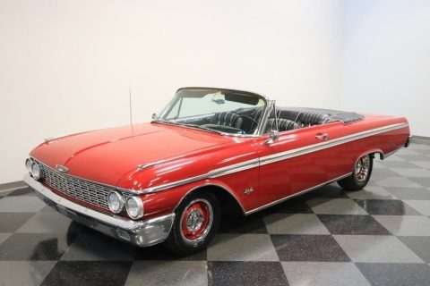 excellent 1962 Ford Galaxie 500 Sunliner Convertible for sale