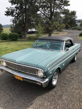 great running 1964 Ford Falcon Futura convertible for sale