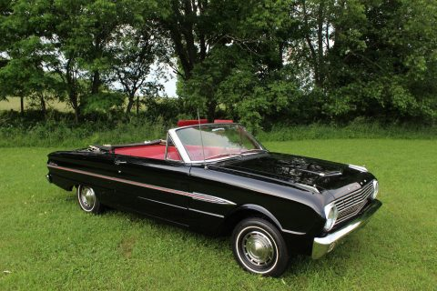 survivor 1963 Ford Falcon convertible for sale