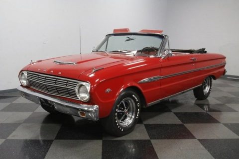 well serviced 1963 Ford Falcon Futura convertible for sale