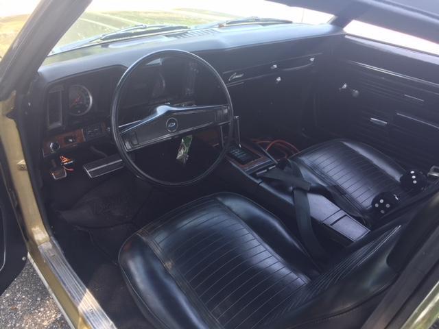 rare 1969 Chevrolet Camaro Convertible