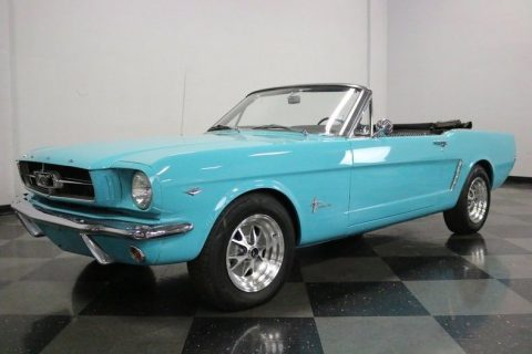 restomod 1965 Ford Mustang Convertible for sale