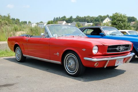 upgraded 1965 Ford Mustang Base Convertible for sale