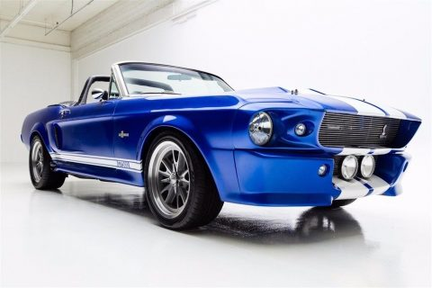Eleanor 1967 Ford Mustang Convertible for sale