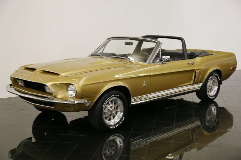 rare 1968 Shelby Mustang Gt350 Cobra Convertible for sale