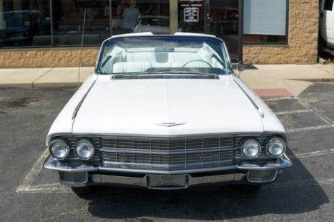 clean 1962 Cadillac Eldorado Convertible for sale
