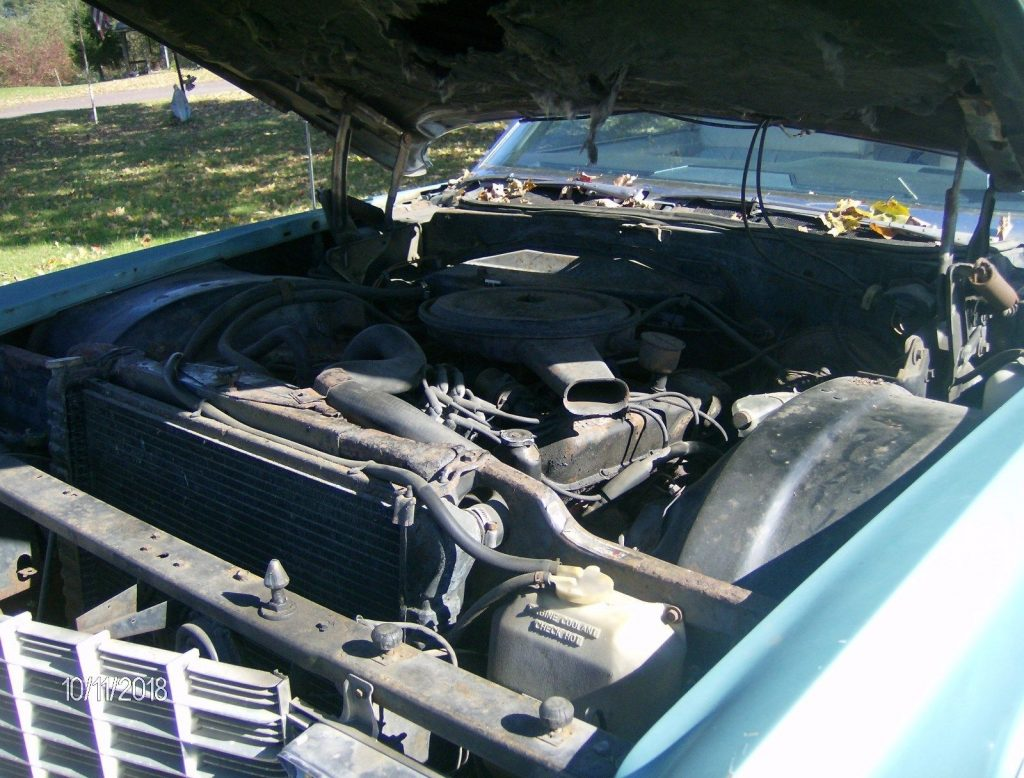needs tlc 1969 Cadillac Deville Convertible