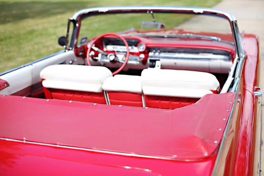 renewed 1960 Cadillac Series 62 Convertible