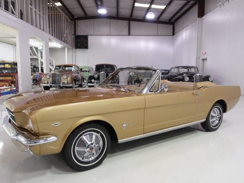 fully restored 1964 Ford Mustang Convertible for sale