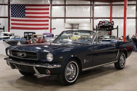 new top 1965 Ford Mustang Convertible for sale