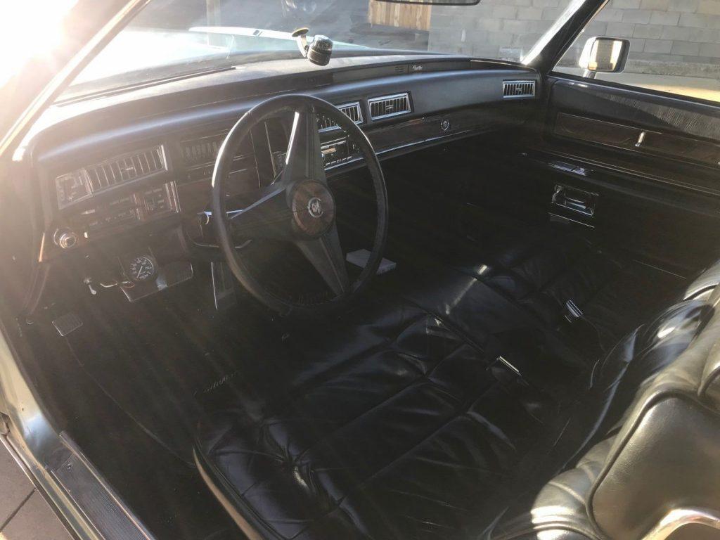 rebuilt engine 1976 Cadillac Eldorado Convertible