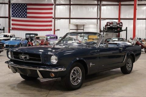 wonderful shape 1965 Ford Mustang Convertible for sale