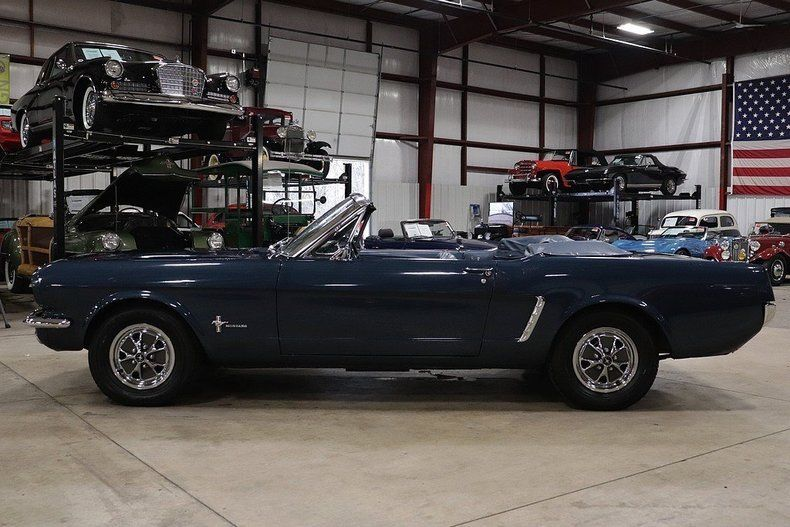 wonderful shape 1965 Ford Mustang Convertible