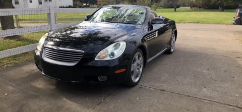no issues 2004 Lexus SC Scc430 convertible for sale