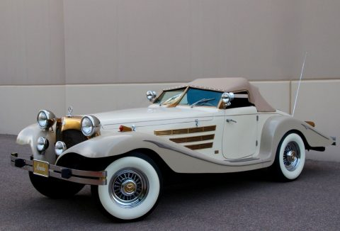 Replica 1934 Mercedes Benz 540K Convertible for sale