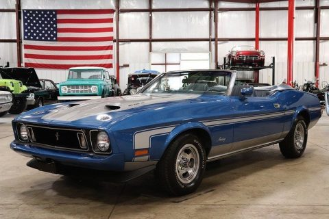 excellent shape 1973 Ford Mustang Convertible for sale