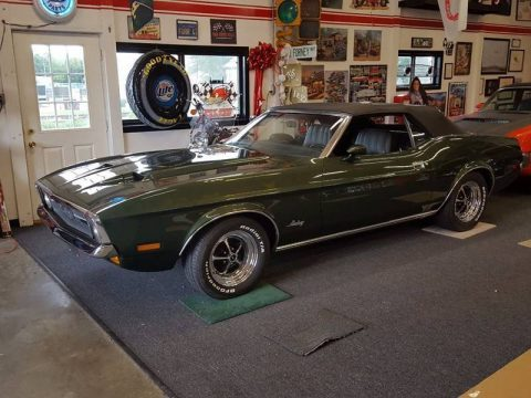 freshly restored 1972 Ford Mustang for sale