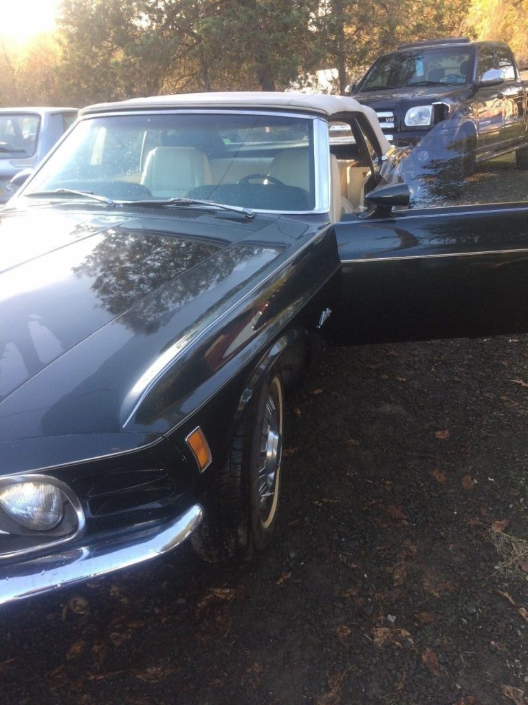 good shape 1970 Ford Mustang convertible