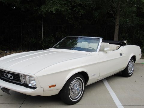 great shape 1973 Ford Mustang Convertible for sale