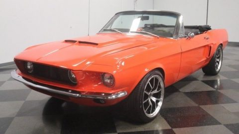 Restomod 1967 Ford Mustang Convertible for sale