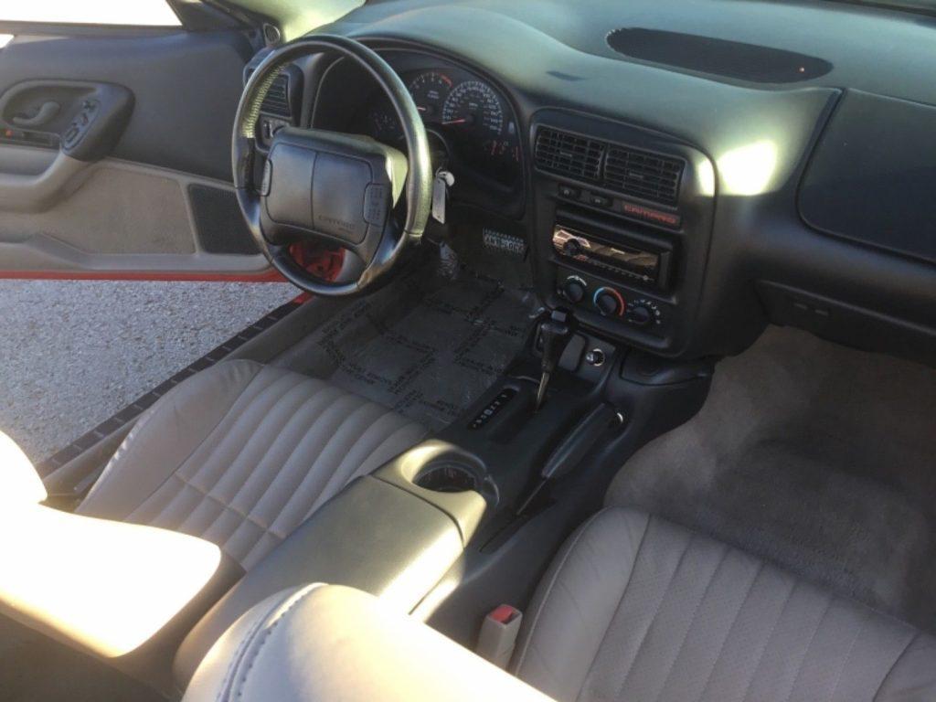 super clean 1998 Chevrolet Camaro Convertible
