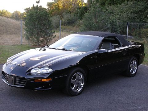 true time capsule 1999 Chevrolet Camaro Z28 Convertible for sale