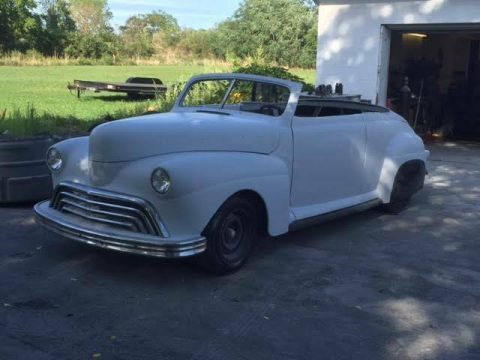 very solid 1941 Ford Custom Convertible for sale