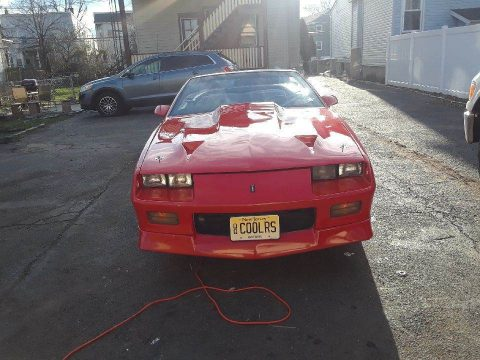 well kept 1991 Chevrolet Camaro RS Convertible for sale