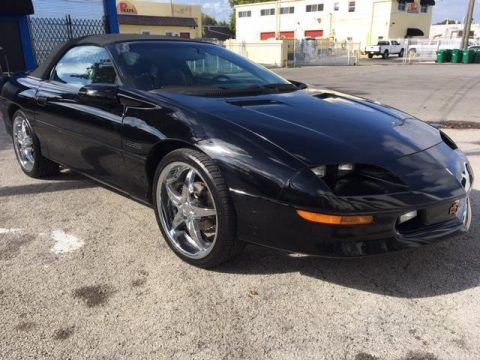 well serviced 1995 Chevrolet Camaro Z28 Convertible for sale