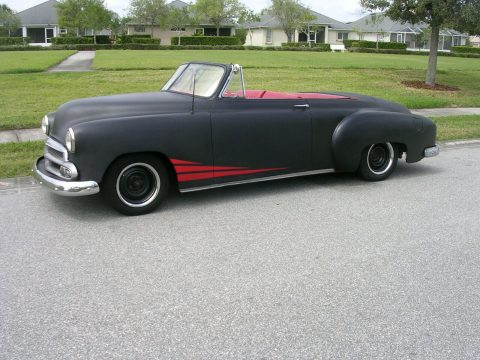 custom 1951 Chevrolet Bel Air/150/210 convertible for sale
