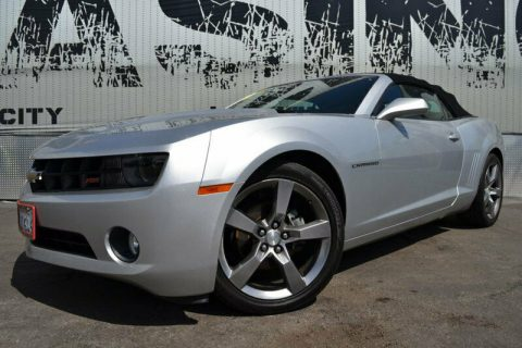 loaded with goodies 2012 Chevrolet Camaro LT Convertible for sale