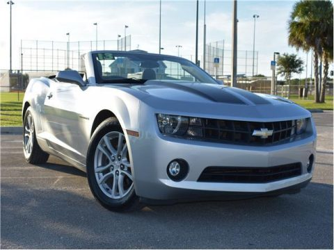 no issues 2013 Chevrolet Camaro LT Convertible for sale