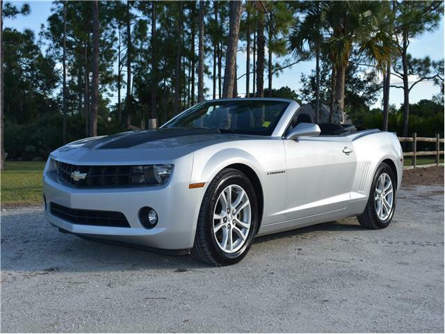 no issues 2013 Chevrolet Camaro LT Convertible