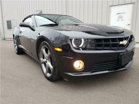 well equipped 2013 Chevrolet Camaro SS Convertible for sale