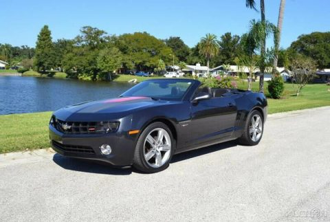 well serviced 2012 Chevrolet Camaro LT Convertible for sale