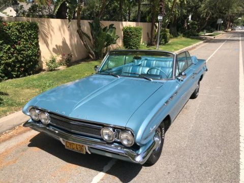 excellent 1962 Buick Special Convertible for sale