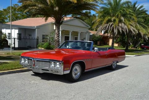 excellent shape 1970 Buick Electra Convertible for sale
