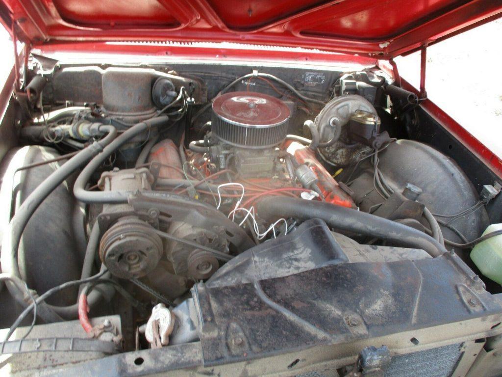 GS 400 clone project 1967 Buick Skylark convertible