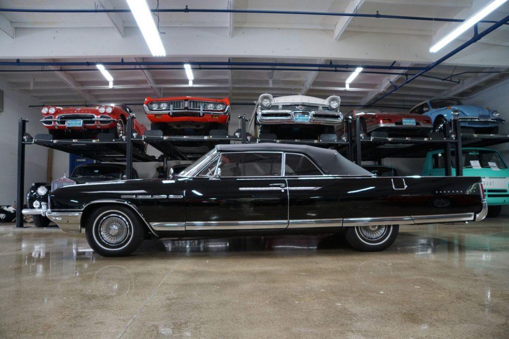 pristine 1964 Buick Electra 225 Convertible