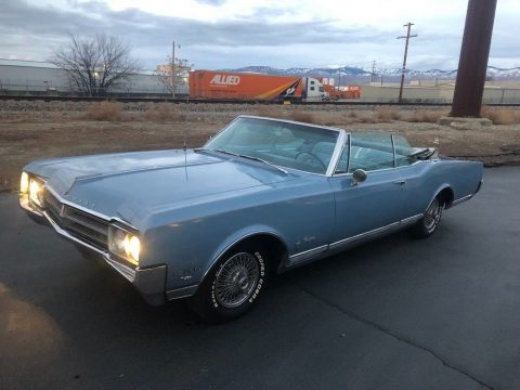 rare 1965 Oldsmobile Starfire Convertible for sale