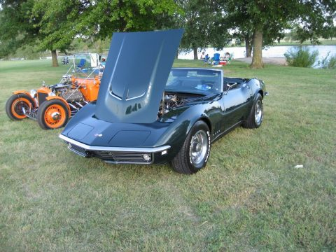 rare 1968 Chevrolet Corvette Convertable for sale