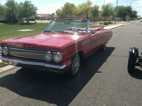 rust free 1962 Buick Special Convertible for sale