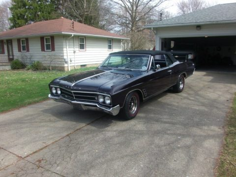rust free 1966 Buick Skylark Convertible for sale