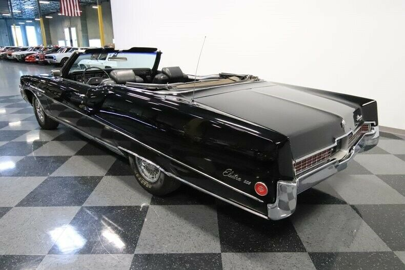 very nice 1969 Buick Electra Convertible